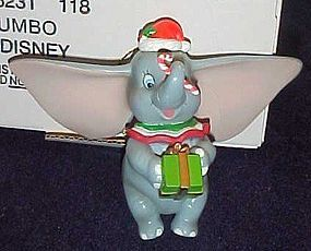 Disney Christmas Magic Dumbo Elephant ornament
