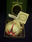 Waterford limited edition 2000-2001 Star of Hope ball