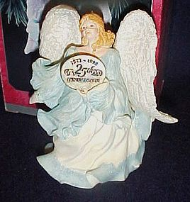 Hallmark Anniversary Edition Joyful Messenger Angel MIB