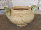 Weller Pottery Urn with figural handles