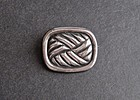 Vintage Mexican Silver Brooch  Spratling Design