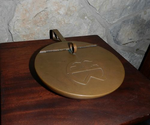 Dirk Van Erp Arts & Crafts Hammered Copper SilentButler