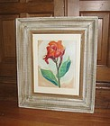 Early Texas Artist Stella Elmendorf Tylor Painting B