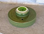 Modernist Waylande Gregory Dunhill Art Pottery Inkwell