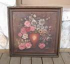 Listed Early Texas Artist Edna E. Crocker Painting