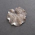 Vintage Sterling Silver Brooch Jo Michels Studio Artist