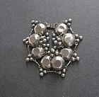 Vintage Mexican Sterling Silver Bracelet Signed