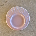 North Dakota School of Mines UND Design Pottery Ashtray