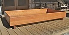 Frank Lloyd Wright Bed from Wingspread 1938 Service Wg.