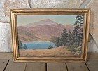 Listed Colorado and California Artist Tracht Painting