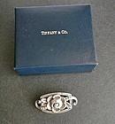 Tiffany & Co. Sterling Brooch Early Mark Plus Box