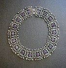 Matilde Poulat Design Huge Necklace Turquoise Amethyst Pre Eagle JGD