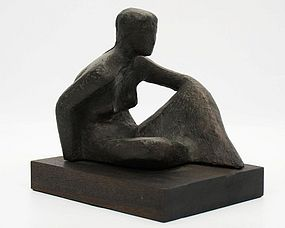 HARRIET HOCHBERG, UNTITLED SCULPTURE