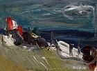 ALEXANDER (ALEX) REDEIN, UNTITLED SEASCAPE