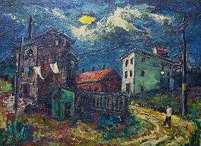 HARRY SHOULBERG, BACK STREET, CIRCA 1940S