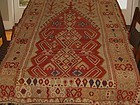 ANTIQUE CENTRAL OR WESTERN ANATOLIAN PRAYER KILIM