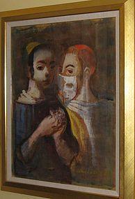 ARTHUR LIDOV PURIM MASQUERADE 1950