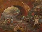 "PHILIP KRAN PAVAL ""WASHDAY, MEXICO, 1948"""