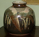 SINCLAIR ASHLEY IMPRESSIVE LARGE VASE 1970S