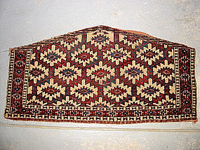 Unusual Antique Yomud Asmalyk