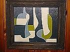 "LORAN (L.A.D.) MONTGOMERY, ""QUARTET"", 1966"