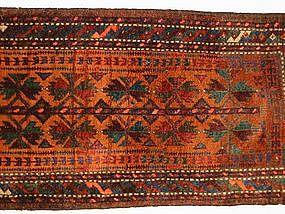 Antique Balouch Balisht, 19th Century