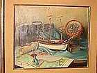 "Robert Chailloux, ""Nautical Still Life"""