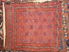 Antique Baluch Saddle Bag (Khorjin)