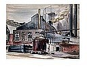 "Raphael Ellender, ""The Gas Works"", 1938"