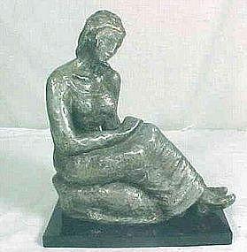 "Constance Freedman, ""Figure of a Woman"""