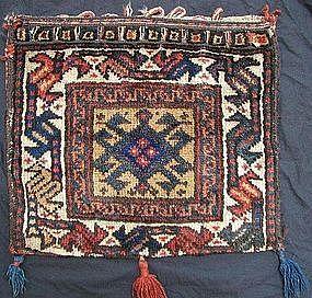 Luri-Bakhtiyari Saddle Bag, 19th Century