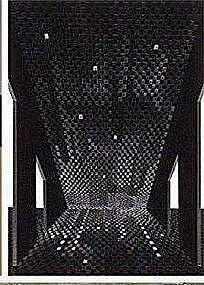 RINALDO PALUZZI, ACRYLIC ON PAPER, 1968