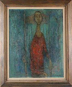"WILLIAM GOODSON MANGUM, ""LOVED ONE"", 1962"