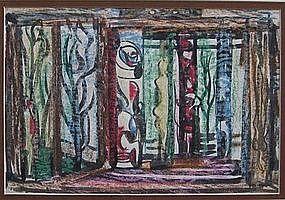 ERLE LORAN, THUNDERBIRD PARK, VICTORIA, CANADA, #1
