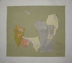 """PAUL HORIUCHI, """"SPRING AWAKENING"""", 1968"""