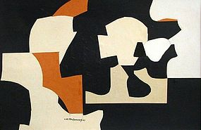 "LORAN (L.A.D.) MONTGOMERY, ""THE SEARCH"", 1967"
