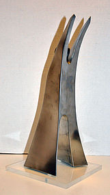 JOHN (JONN) H. GEISE, UNTITLED SCULPTURE,1989