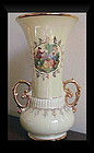 Abingdon Baden vase (520/9H/1940-48) decals & trim