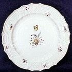 """Hutschenreuther """"SAXONY"""" 10 1/8"""" dinner plate"""