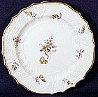 "Hutschenreuther SAXONY 6 1/2"" bread & butter plate"