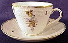 "Hutschenreuther SAXONY 2 1/2"" cup & saucer"