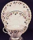 ROYAL DOUlTON CANTERBURY cup, saucer, desert