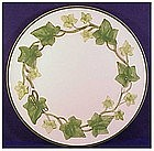 """Franciscan (American) Ivy dinner plate 10 3/8"""""""
