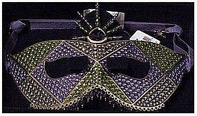 Swarovski Mask 2001 Limited Edition (MIB) #2778/3000