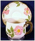 Franciscan Desert Rose (USA Back stamp) small mug