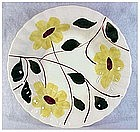 Ridge Daisy Blue Ridge So Pott round vegetable bowl