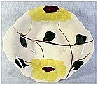 Ridge Daisy Blue Ridge So Pott lugged cereal bowl
