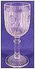 Iris & Herringbone, clear claret wine