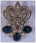 Barrera Florentine Pin / pendant