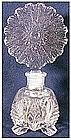 Czechoslovakia perfume bottle Irving W.Rice crystal